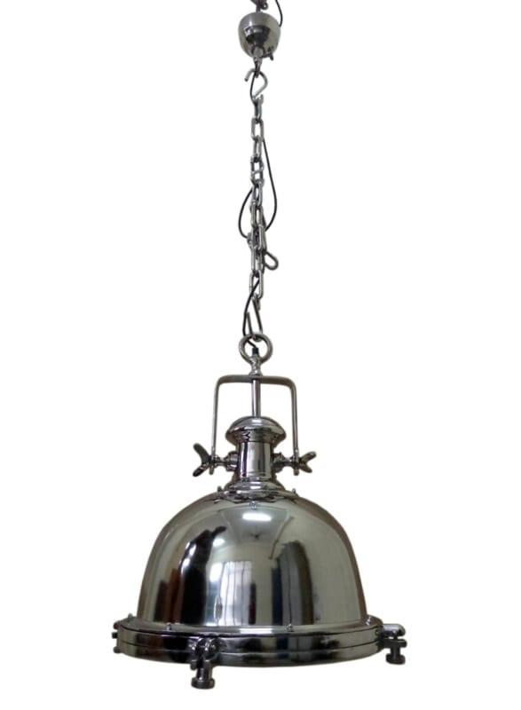 hanglamp gepolijst nikkel 71923mn