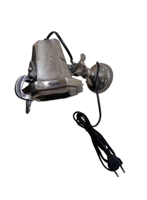 wandlamp oud metaal 77344z