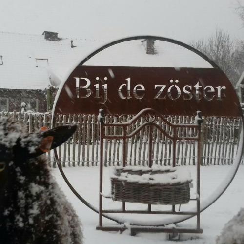Bij de zuster sneeuw