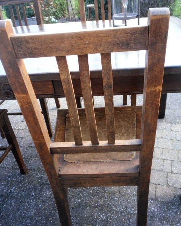 rustieke stoel