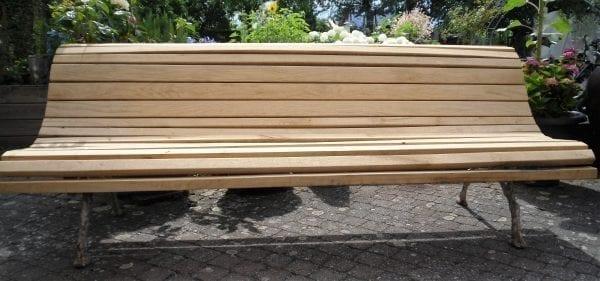franse zitbank 220 cm