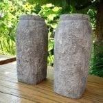 stenen vaas PTMD 1