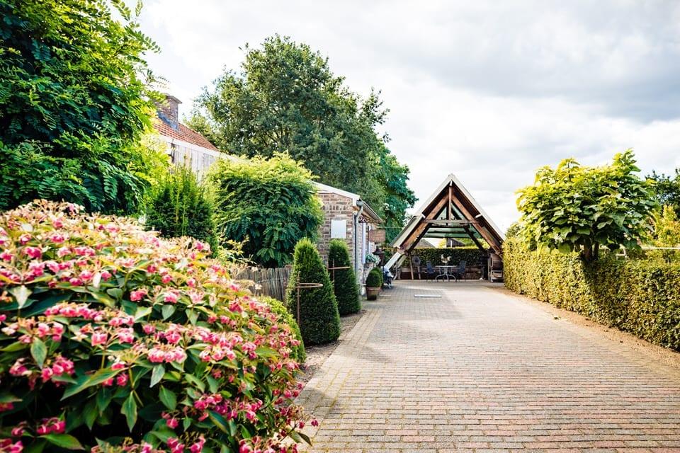 Vakantiewoning Bijdezuster - Limburg - Maasland - Oprit