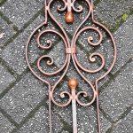 smeedijzer ornement 106 cm x 29 cm