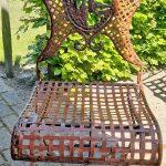 Retro Franse bistro stoel