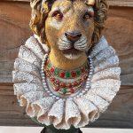de koningin leeuw