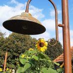 lantaarnpaal 60mm met landelijke lamp original